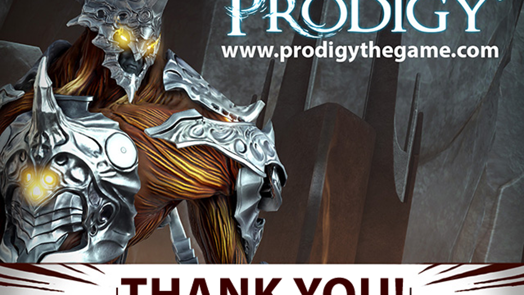 Prodigy the Game project video thumbnail