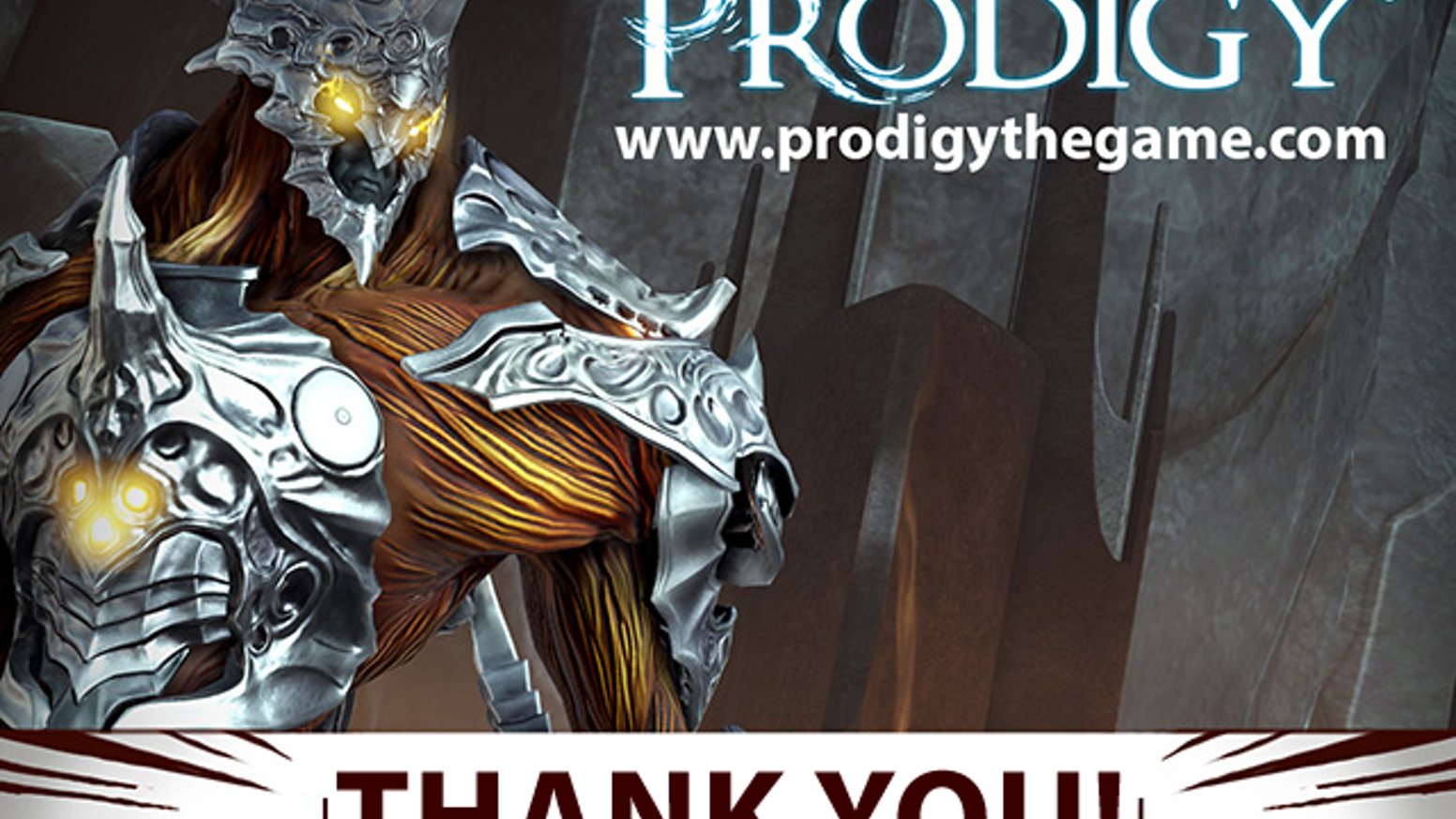 Prodigy is a tactical RPG with figurines, a new way to play that we will create with you. Thank you so much for your support!