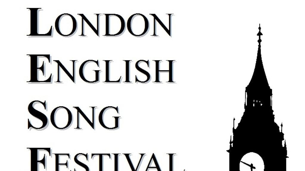 London English Song Festival by William Vann — Kickstarter