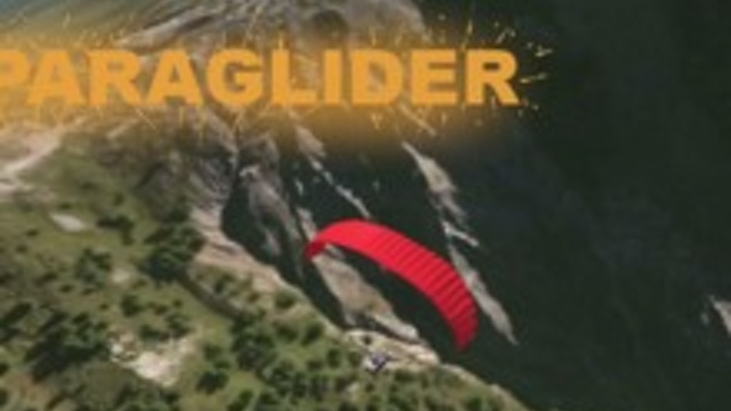 3D Paraglider Game project video thumbnail