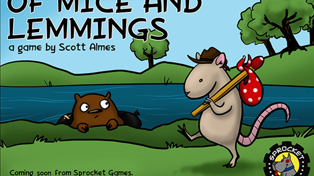 Of Mice And Lemmings from Scott Almes & Sprocket Games! project video thumbnail