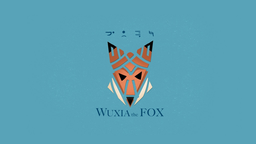 Wuxia the Fox - Augmented book & iPad app project video thumbnail