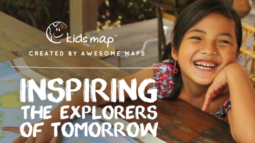 The Kidsmap: For the Explorers of Tomorrow project video thumbnail
