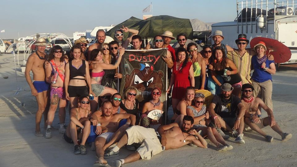 Project image for Tire sur Neige @ Burning Man - Maple Toffee @ Burning Man