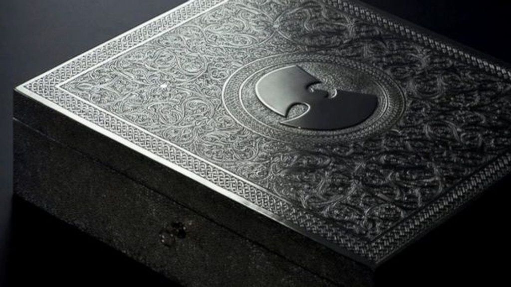 Project image for Destroy only copy of new Wu-Tang Album