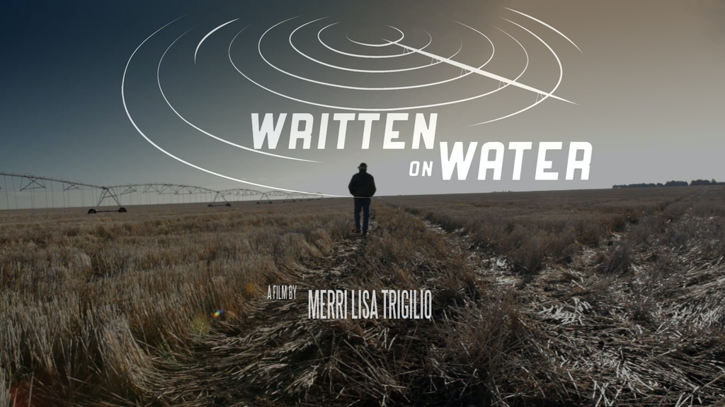 Written On Water: An Ogallala Chronicle project video thumbnail