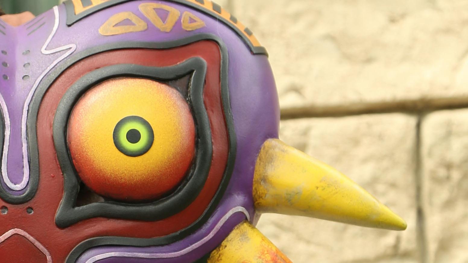 Majora's Mask Costume Replica by Robert Rodgers — Kickstarter