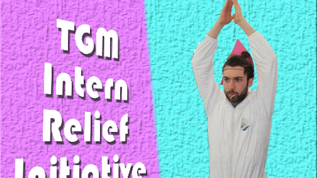 Tough Guy Mountain Intern Relief Initiative project video thumbnail