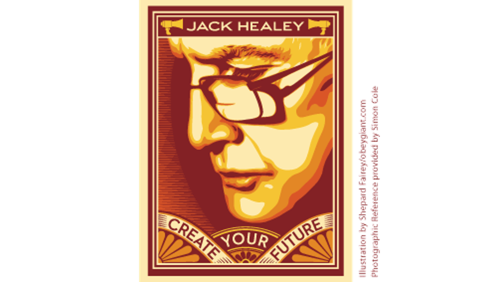 Create Your Future: The story of Jack Healey project video thumbnail