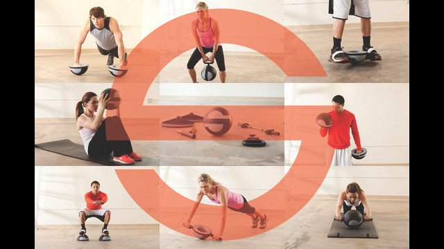 activity adult ball cardiac fitness innovative program rehabilitation