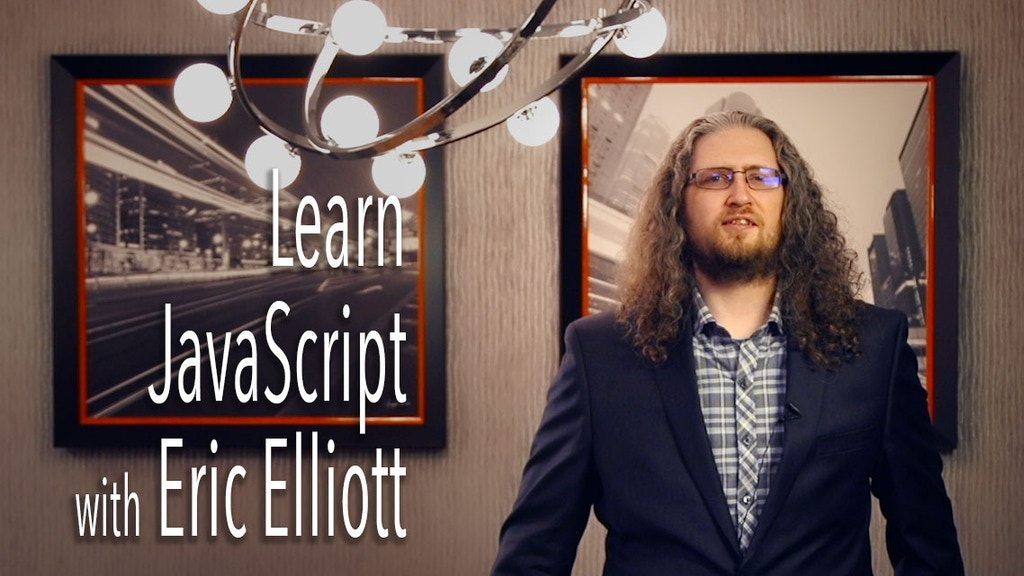 Learn JavaScript with Eric Elliott & Fight Poverty with Code project video thumbnail