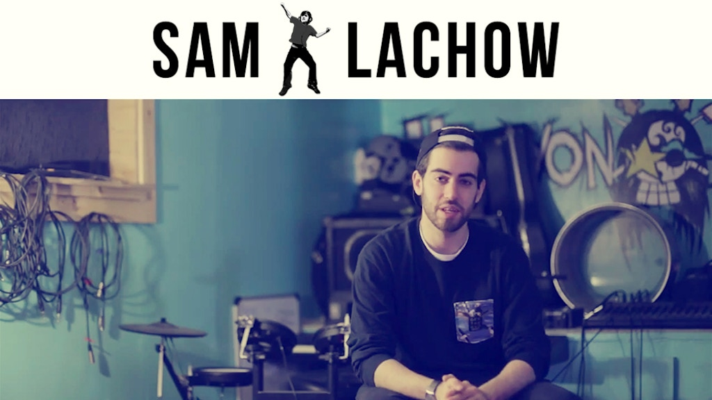 Sam Lachow's 2nd Full Length Album project video thumbnail