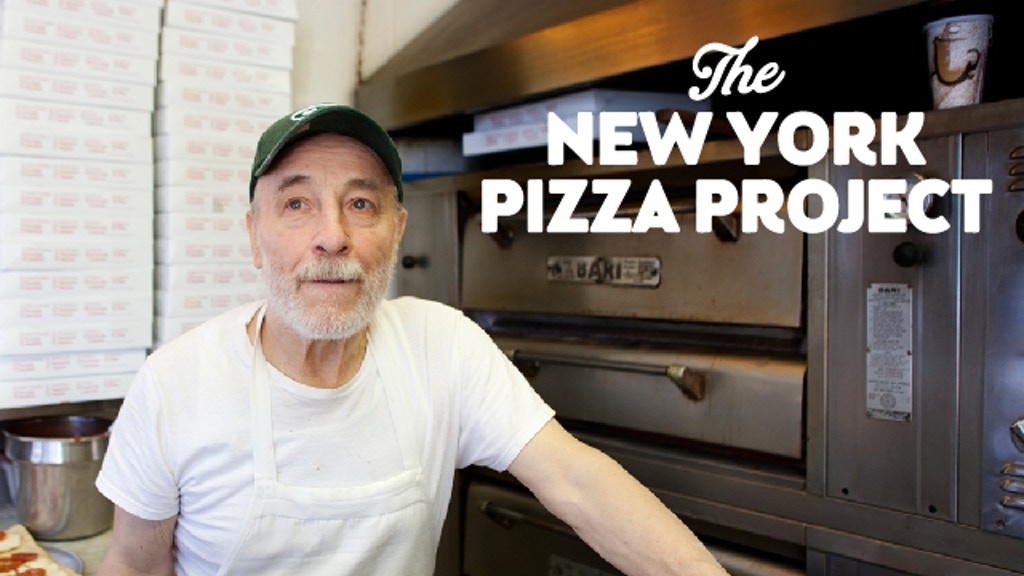 The New York Pizza Project project video thumbnail