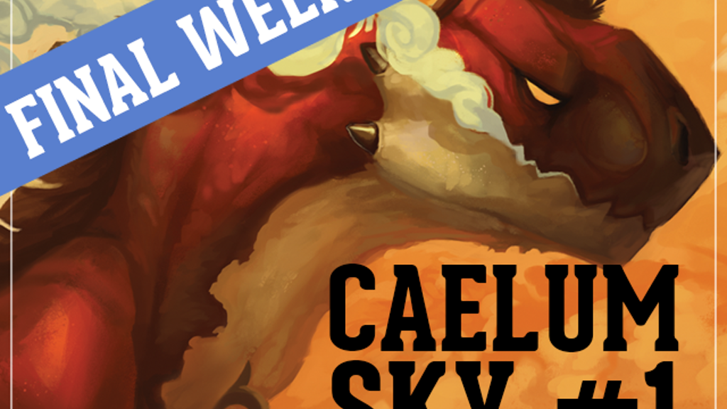 Caelum Sky Illustrated #1 project video thumbnail