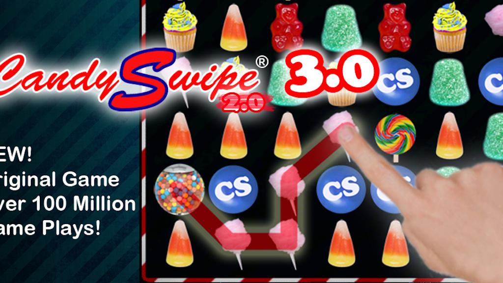 Project image for CandySwipe® 3.0 (Canceled)