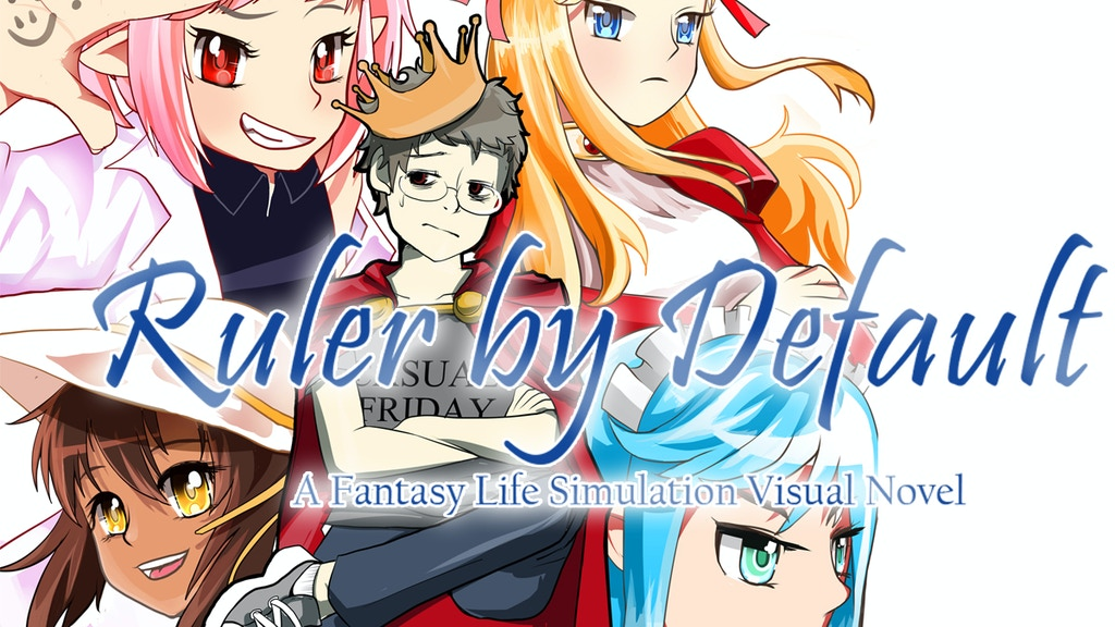 Ruler by Default - A Fantasy Life Simulation Visual Novel project video thumbnail