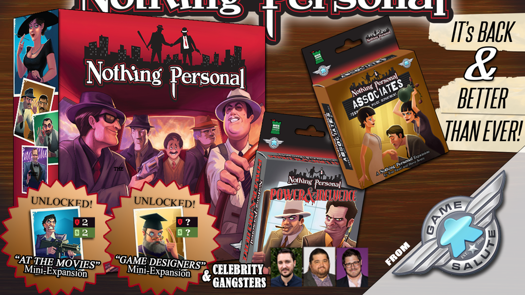 Nothing Personal - The Expansions! project video thumbnail