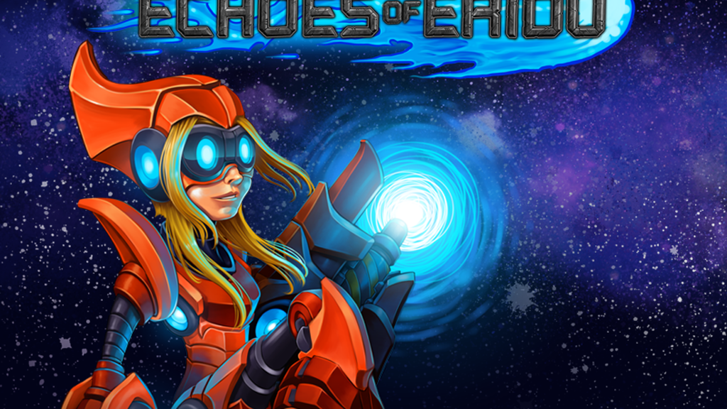 Echoes of Eridu: Co-optional Roguelike Megaman-style action project video thumbnail