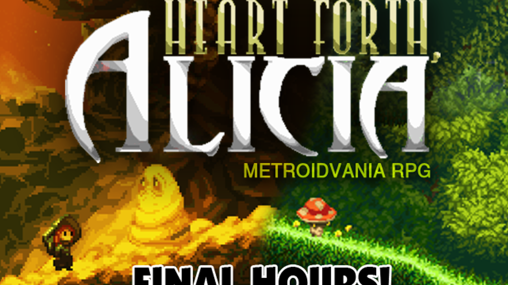 Heart Forth, Alicia project video thumbnail