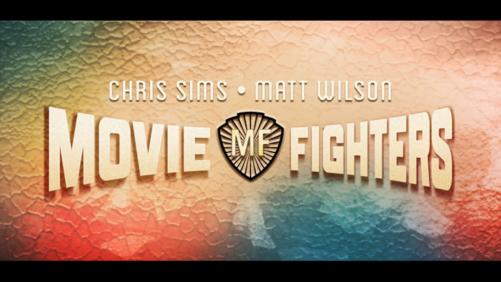 "Make the ""Movie Fighters"" podcast free! project video thumbnail"
