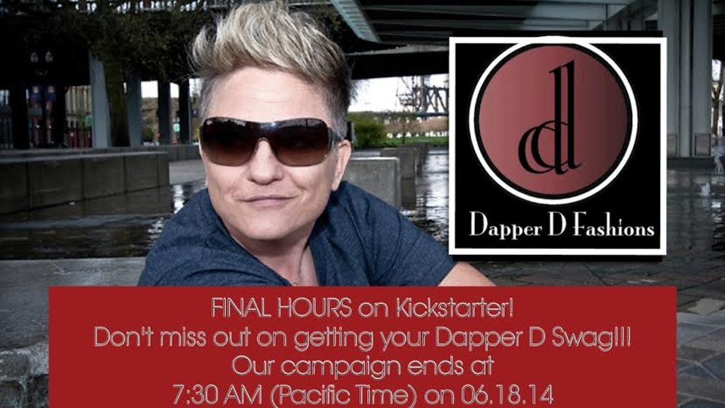 Dapper D Fashions: Men's Style Clothing for Women project video thumbnail