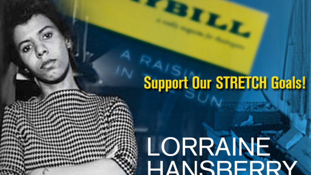 Lorraine Hansberry Documentary Project - the documentary project video thumbnail
