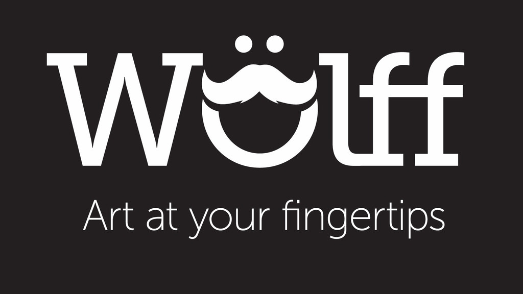 Wölff: Art at your fingertips project video thumbnail