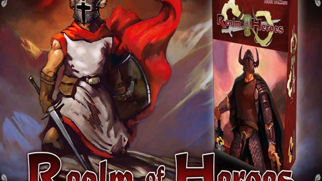 Realm of Heroes project video thumbnail