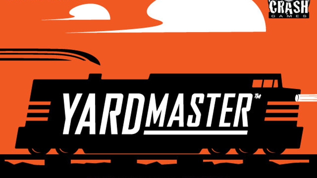 Yardmaster - Rule the Rails! project video thumbnail