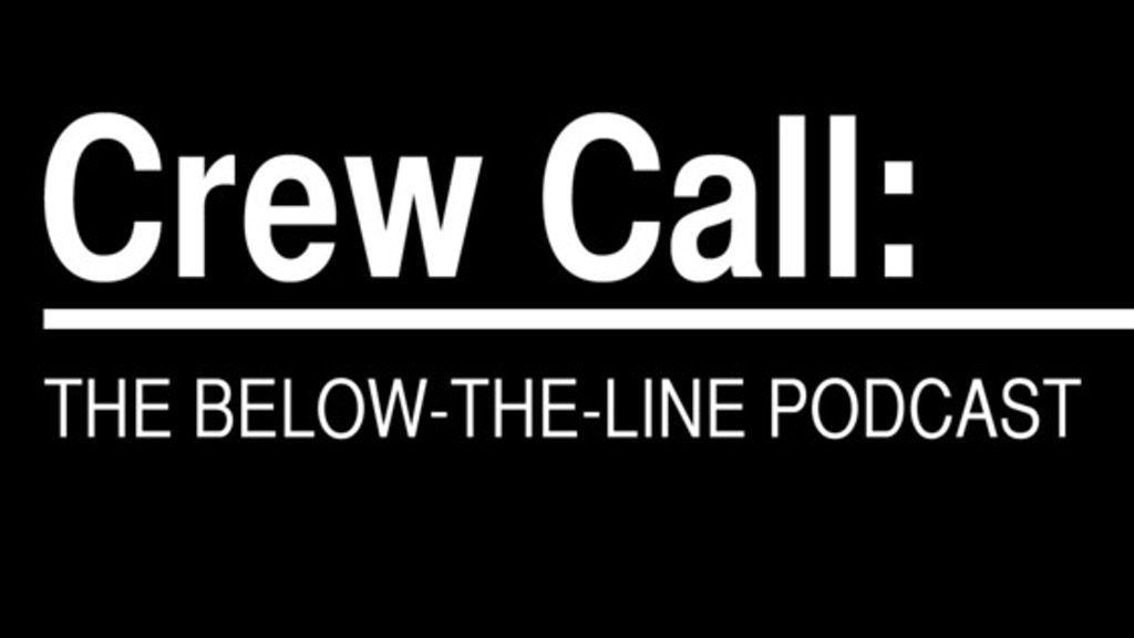 Crew Call: The Below-the-Line Podcast project video thumbnail