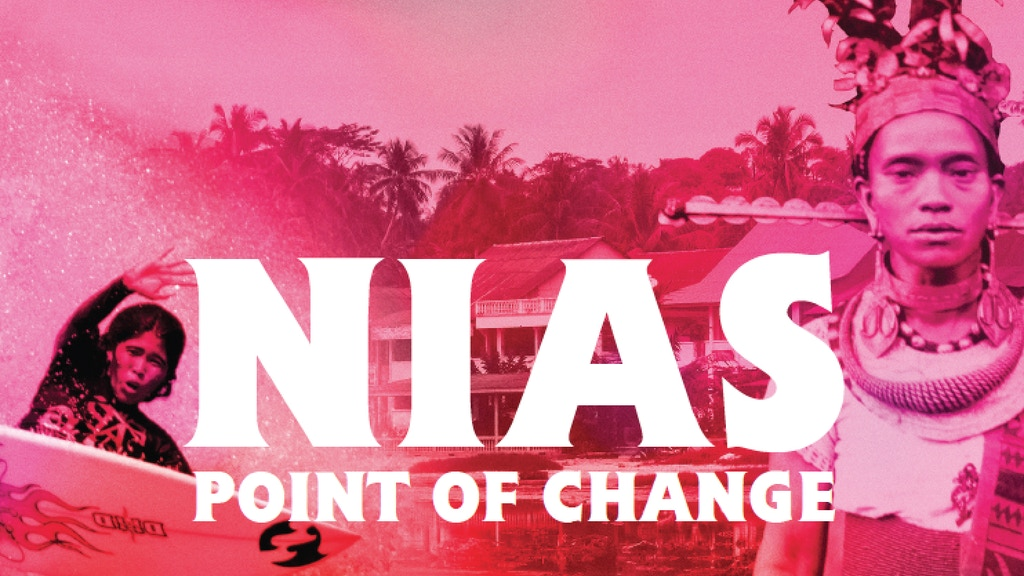 NIAS - Point of Change (surfing documentary) project video thumbnail