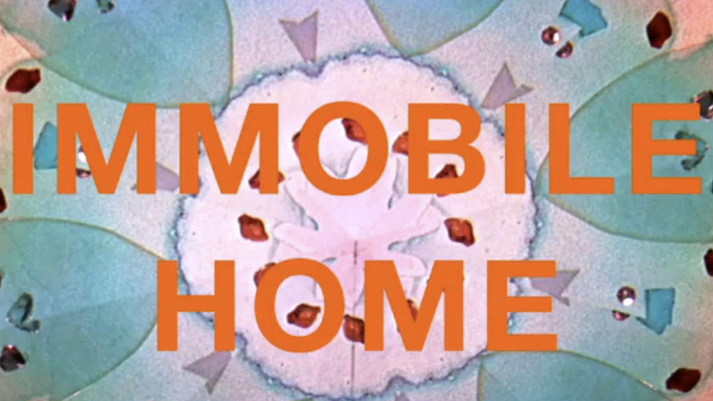 IMMOBILE HOME, a short film project video thumbnail