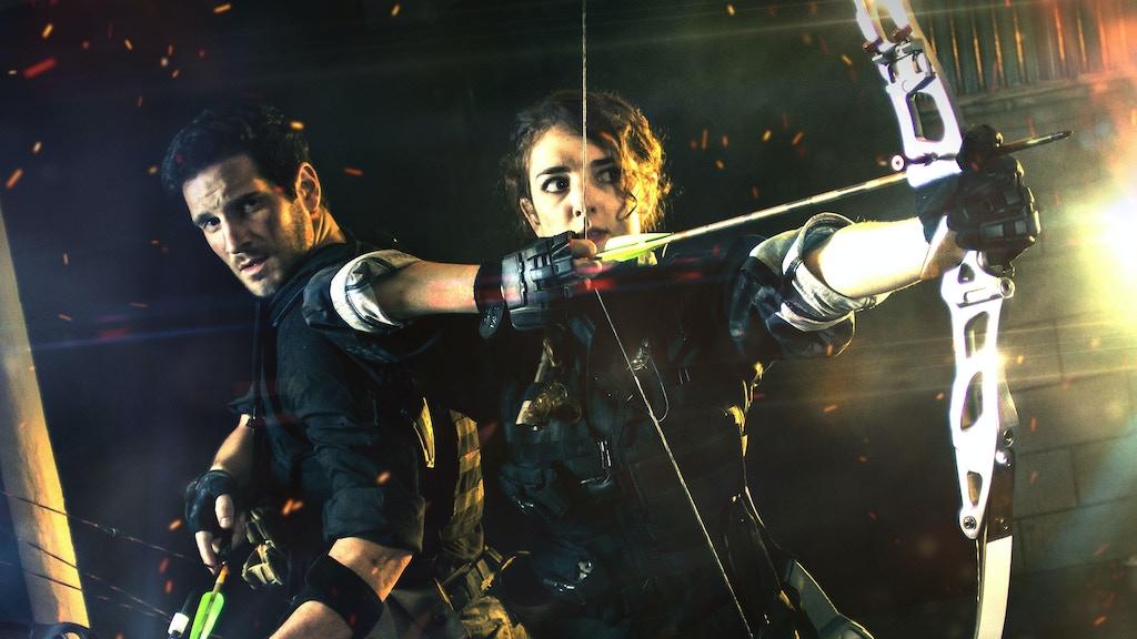 Mockingjay: Burn (A Hunger Games Inspired Short Film) project video thumbnail