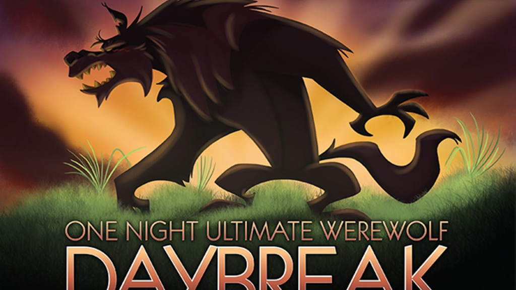 One Night Ultimate Werewolf DAYBREAK project video thumbnail