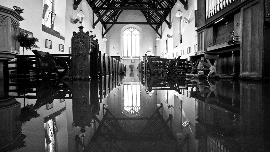 UNDER THE SURFACE :  Somerset Floods 2014 project video thumbnail