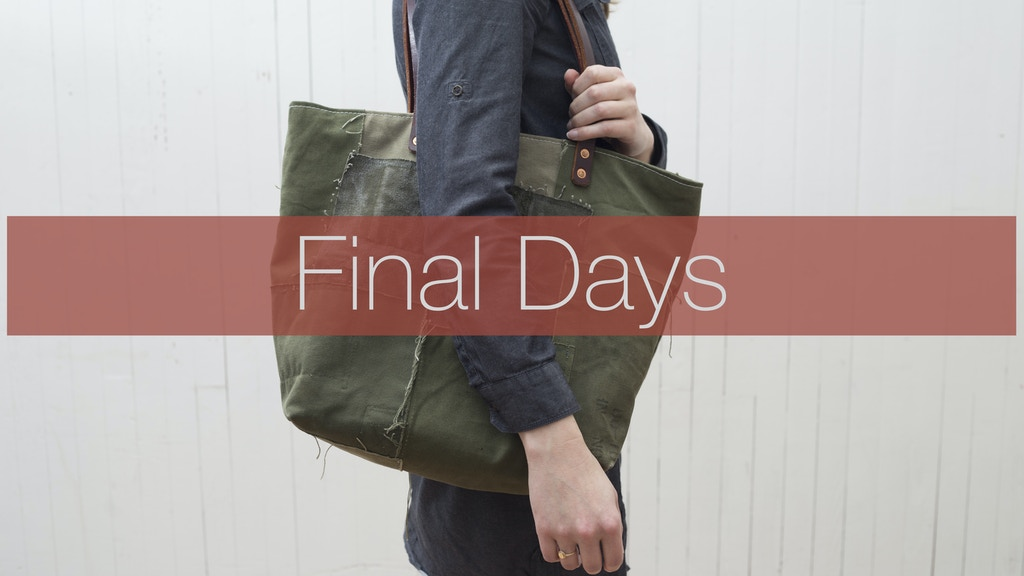 Jared DeSimio - Bags and Accessories Handmade in Maine project video thumbnail