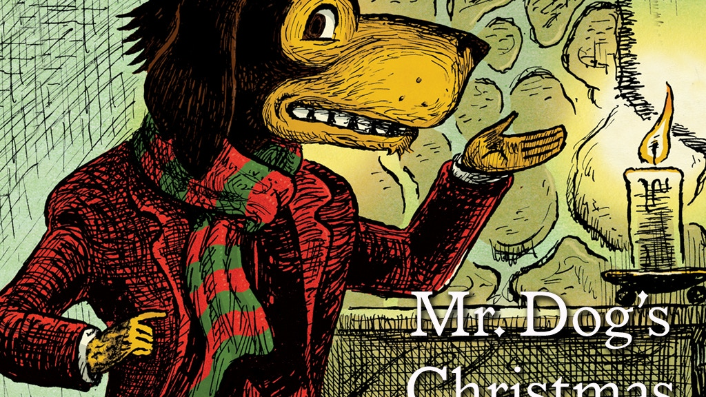 Mr. Dog's Christmas at the Hollow Tree Inn project video thumbnail