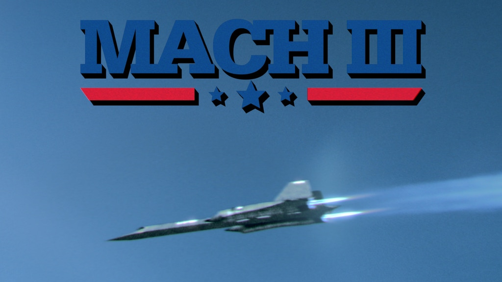 Mach III: A Fighter Jet Short Film project video thumbnail