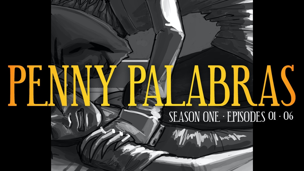 Penny Palabras: Season One - A Graphic Novel project video thumbnail