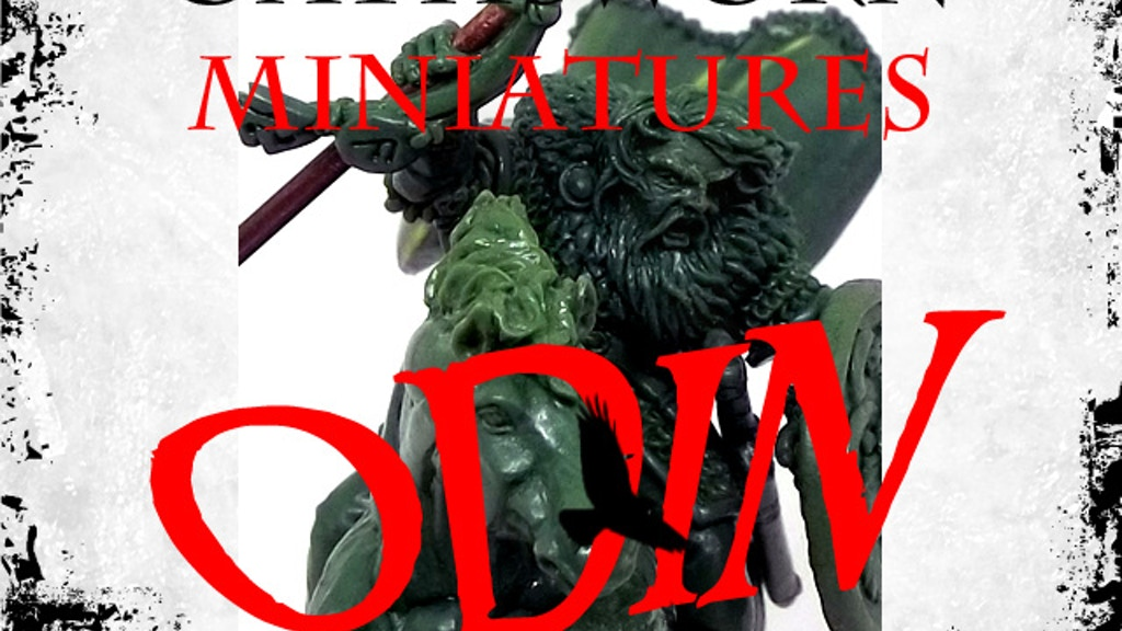 Project Pantheon 1: Odin, Lord of Asgard project video thumbnail