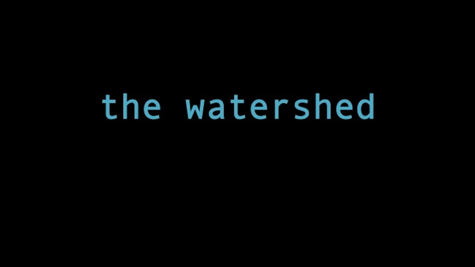 The Watershed Staging Workshop by Porte Parole — Kickstarter