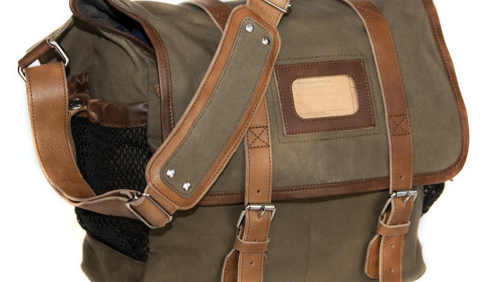 The Elkton Diaper Bag by Buffalo Jackson Trading Co project video thumbnail