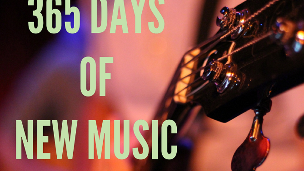 365 Days of New Music Live Acoustic Sessions project video thumbnail