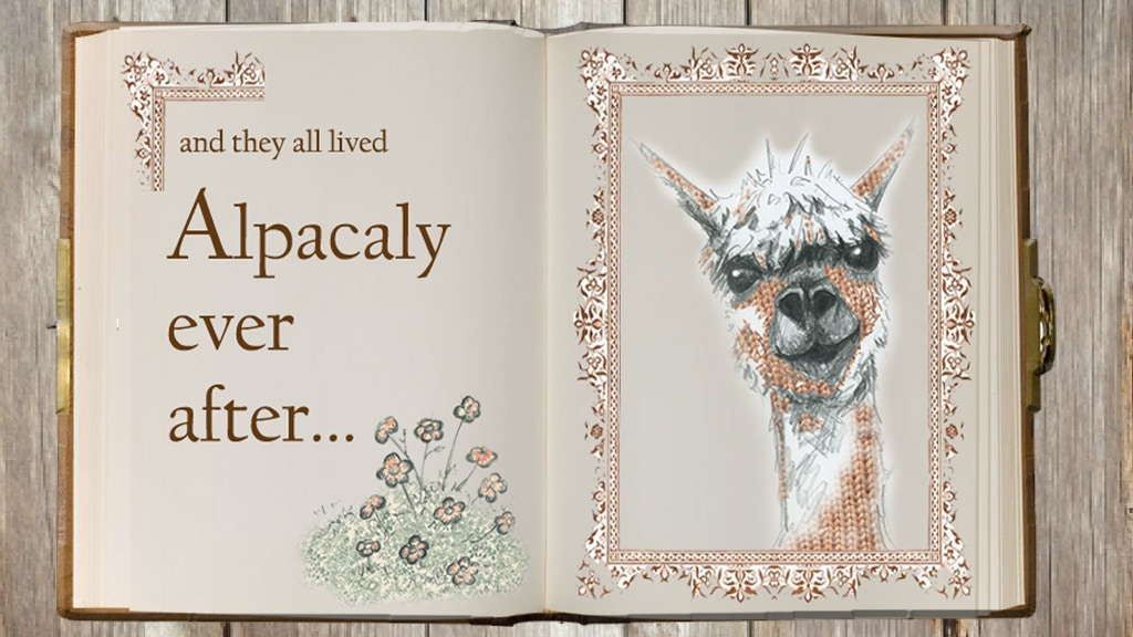 and they all lived alpacaly ever after... project video thumbnail