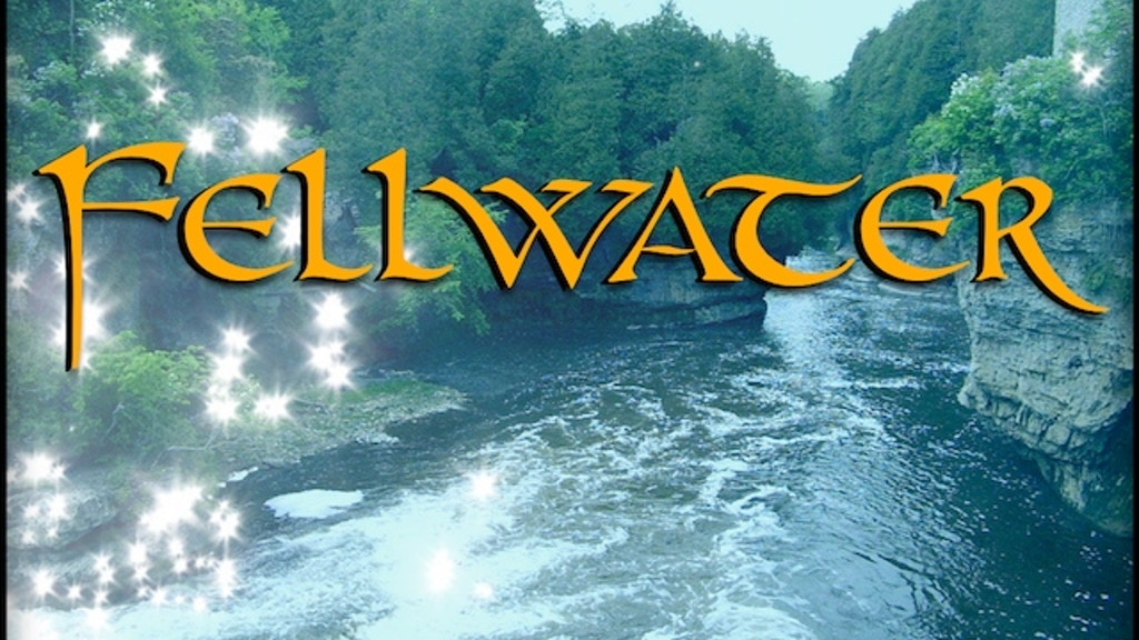 Fellwater project video thumbnail