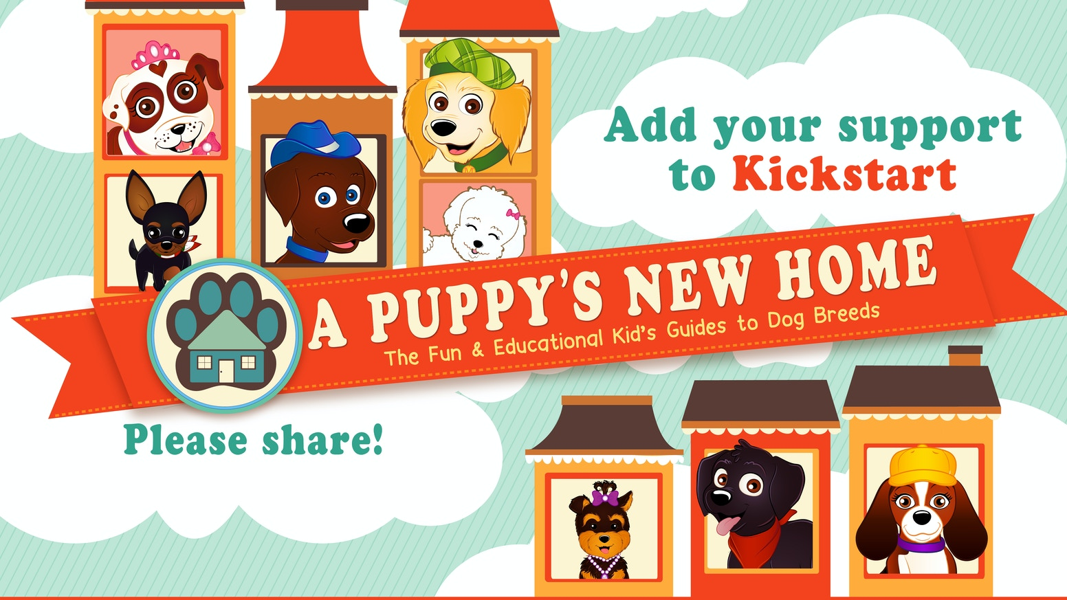 Not Your Typical Dog Book for Kids by A Puppy's New Home » See what