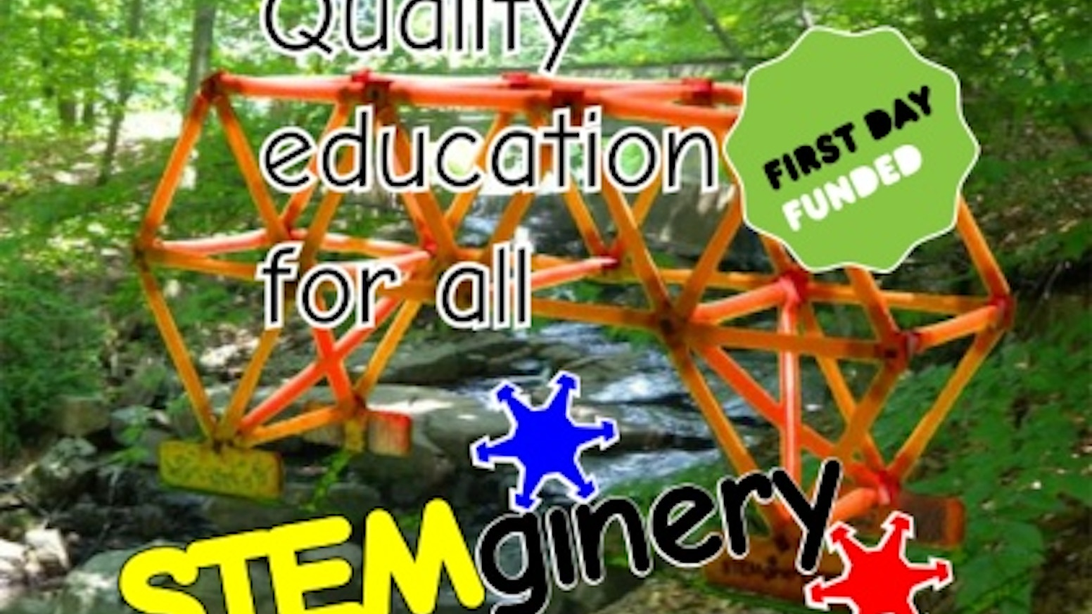STEMginery - build, learn, play, make - straws & connectors by
