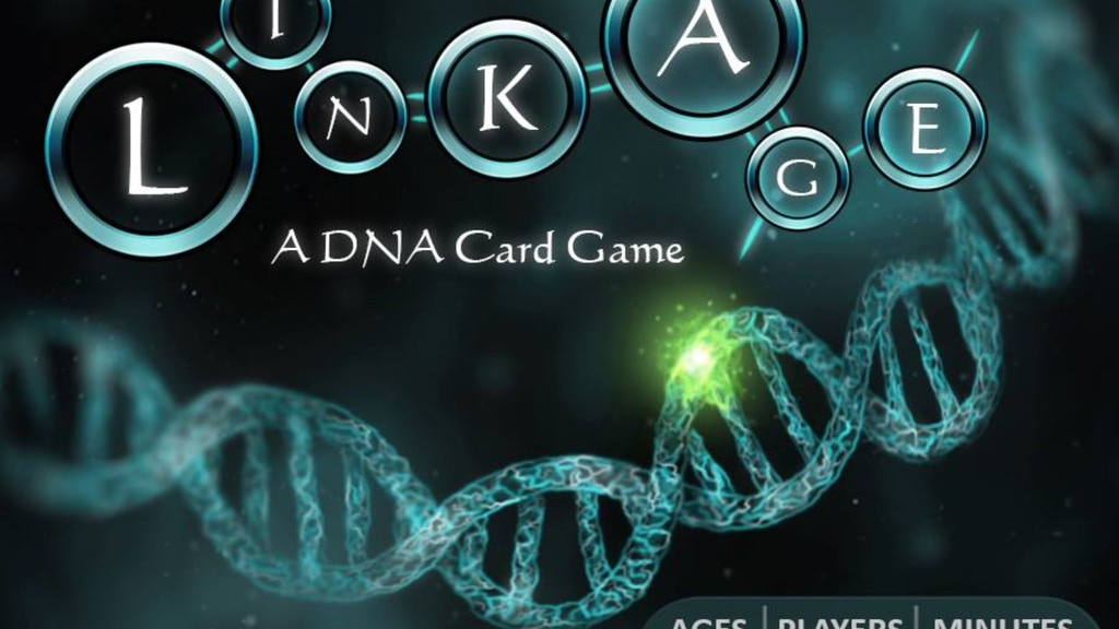 Linkage - A DNA Card Game with an Educational Attitude! project video thumbnail