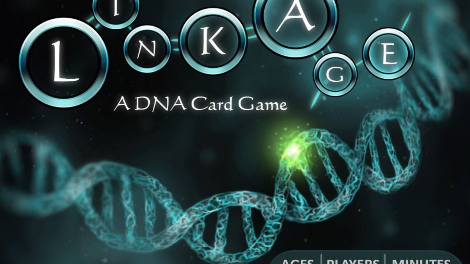 A genetics-based competitive card game giving you a reason to play games in science class or mutate your parents at home!