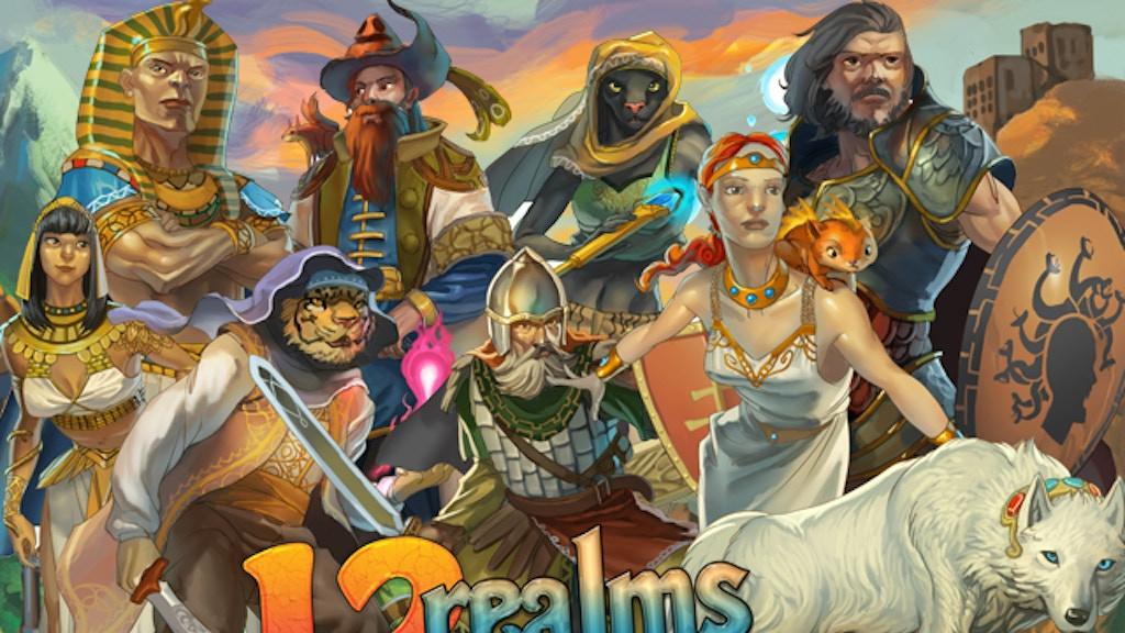 12 Realms: Ancestors Legacy project video thumbnail